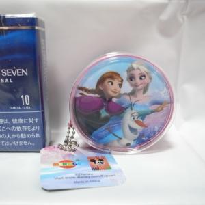 アナと雪の女王 ボールチェーン付きポーチ ディズニー xbjg28【中古】|alice-sbs-y
