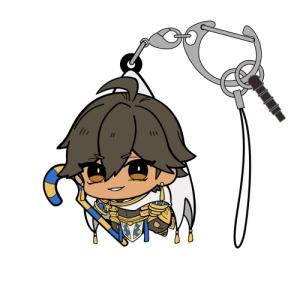 Fate/Grand Order FGO グッズ オジマンディアス つままれ キーホルダー ストラップ コスパ【予約/11月末〜12月上旬】 alice-sbs-y
