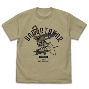 86 エイティシックス グッズ アンダーテイカー パーソナルマーク Tシャツ SAND KHAKI Sサイズ コスパ【予約/11月末〜12月上旬】|alice-sbs-y