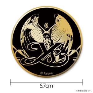 イースI メタルバッジ ステンレス製(ゴールドメッキ仕上げ) コスパ【予約/10月末〜11月上旬】|alice-sbs-y