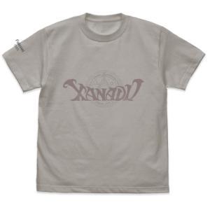 ザナドゥロゴ Tシャツ LIGHT GRAY XLサイズ コスパ【予約/9月末〜10月上旬】 alice-sbs-y