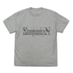 ソーサリアンロゴ Tシャツ MIX GRAY XLサイズ コスパ【予約/9月末〜10月上旬】 alice-sbs-y