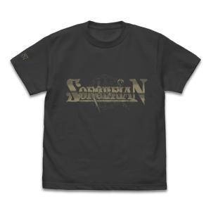 ソーサリアンロゴ Tシャツ SUMI XLサイズ コスパ【予約/9月末〜10月上旬】 alice-sbs-y