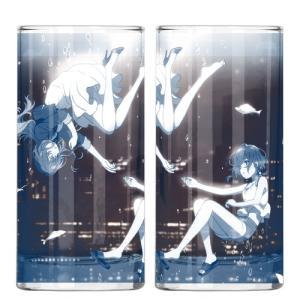 白い砂のアクアトープ グッズ くくる&風花アクアリウム グラス コスパ【予約/10月末〜11月上旬】 alice-sbs-y