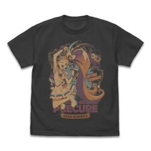 トロピカル〜ジュ!プリキュア グッズ キュアサマー Tシャツ SUMI XLサイズ コスパ【予約/9月末〜10月上旬】 alice-sbs-y