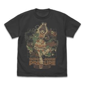 トロピカル〜ジュ!プリキュア グッズ キュアパパイア Tシャツ SUMI Lサイズ コスパ【予約/9月末〜10月上旬】 alice-sbs-y