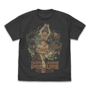 トロピカル〜ジュ!プリキュア グッズ キュアパパイア Tシャツ SUMI XLサイズ コスパ【予約/9月末〜10月上旬】 alice-sbs-y