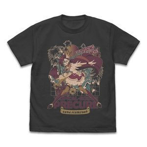 トロピカル〜ジュ!プリキュア グッズ キュアフラミンゴ Tシャツ SUMI Lサイズ コスパ【予約/9月末〜10月上旬】 alice-sbs-y