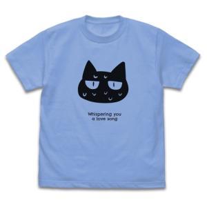 ささやくように恋を唄う グッズ ネコ Tシャツ SAX XLサイズ コスパ【予約/11月末〜12月上旬】|alice-sbs-y