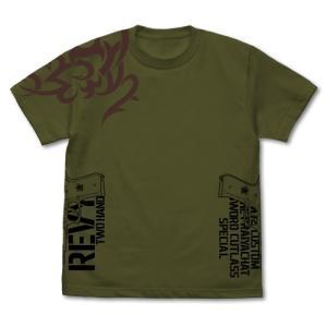 ブラック・ラグーン グッズ ソードカトラス&タトゥー Tシャツ MOSS XLサイズ コスパ【予約/11月末〜12月上旬】|alice-sbs-y