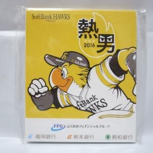 ソフトバンクホークス ハリー メモ帳 SoftBank HAWKS ソフトバンク xbkk83【中古】|alice-sbs-y