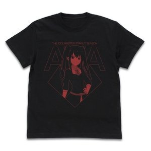 アイドルマスター スターリットシーズン 961プロ 亜夜Tシャツ BLACK Lサイズ コスパ【予約/12月末〜1月上旬】|alice-sbs-y
