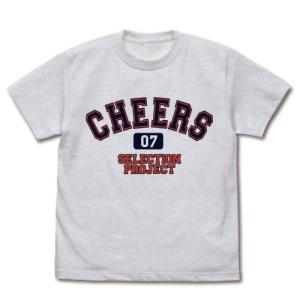 SELECTION PROJECT セレクション プロジェクト チアーズ Tシャツ ASH Mサイズ コスパ【予約/12月末〜1月上旬】|alice-sbs-y