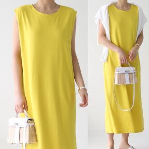 ワンピース レディース 40代 50代 60代 ファッション おしゃれ 女性 上品  黒  イエロー  黄色  カーキ 緑 無地 きれいめ ロング丈 春夏 ミセス alice-style