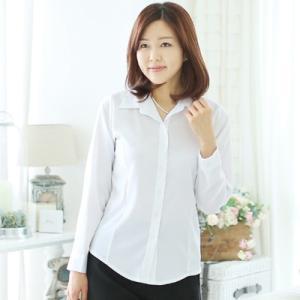 ブラウス レディース 40代 50代 60代 ファッション 女性 上品  白 シャツ 長袖 無地 きれいめ 春夏 ミセス|alice-style