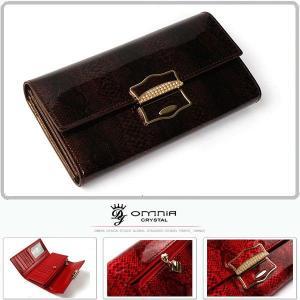 長財布 レディース 財布 三つ折れ 本革 ブランド|alice-style