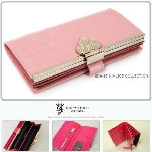 長財布 レディース 財布 二つ折れ がま口 本革 ブランド|alice-style