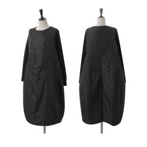 ワンピース レディース 40代 50代 60代 ファッション 女性 上品 ミセス 黒 体型カバー きれいめ 高級感|alice-style|07