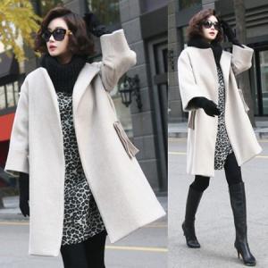 コート レディース 40代 50代 ファッション ウール ロングコート ロング丈 女性 上品 alice-style