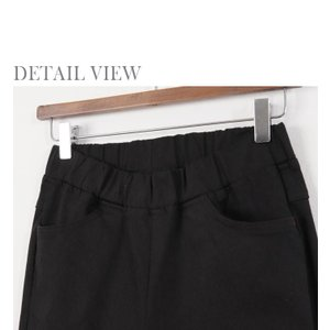 パンツ レディース 40代 50代 60代 ファッション おしゃれ 女性 上品 黒 ブーツカットパンツ 前ポケット 無地 冬 ミセス|alice-style|16