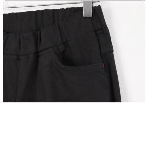 パンツ レディース 40代 50代 60代 ファッション おしゃれ 女性 上品 黒 ブーツカットパンツ 前ポケット 無地 冬 ミセス|alice-style|17