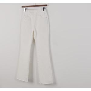 パンツ レディース 40代 50代 60代 ファッション おしゃれ 女性 上品 黒 ブーツカットパンツ 前ポケット 無地 冬 ミセス|alice-style|20