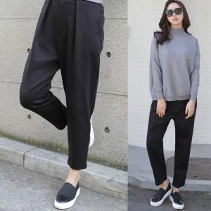 パンツ レディース 大人  2018 秋冬 冬 50代 40代 ファッション 女性 黒 alice-style