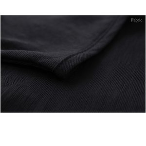 ワンピース レディース 無地 半袖 膝丈 きれいめ 通勤 50代 40代 60代 ファッション 女性 上品 ミセス 黒 グレー alice-style 09