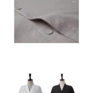 ブラウス レディース 40代 50代 60代 ファッション 女性 上品  黒  ベージュ Vネック 無地 半袖 きれいめ 春夏 ミセス alice-style 19