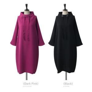 ワンピース レディース 40代 50代 60代 ファッション 女性 上品 ミセス 黒 春夏 大きいサイズ 体型カバー 高級感 きれいめ|alice-style|14