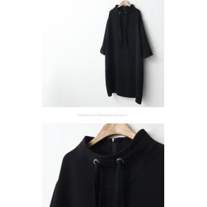 ワンピース レディース 40代 50代 60代 ファッション 女性 上品 ミセス 黒 春夏 大きいサイズ 体型カバー 高級感 きれいめ|alice-style|21