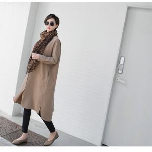 ワンピース 上品 レディース 大人 秋冬 40代 50代 60代 ファッション 女性 ミセス 黒 ベージュ カーキ 緑|alice-style|17