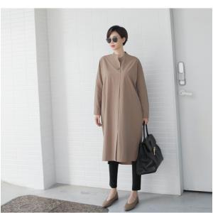 ワンピース 上品 レディース 大人 秋冬 40代 50代 60代 ファッション 女性 ミセス 黒 ベージュ カーキ 緑|alice-style|10