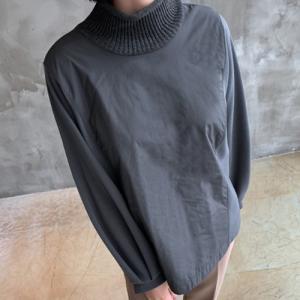Tシャツ レディース 40代 50代 60代 ファッション おしゃれ 女性 上品  黒  ベージュ トップス 長袖 無地 秋 ミセス|alice-style