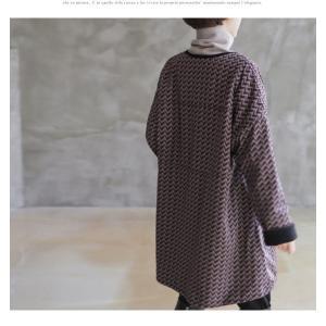 ジャケット レディース 大人 ハーフ丈 2018 秋冬 冬 50代 40代 ファッション 女性 黒|alice-style|15