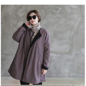 ジャケット レディース 大人 ハーフ丈 2018 秋冬 冬 50代 40代 ファッション 女性 黒|alice-style|04