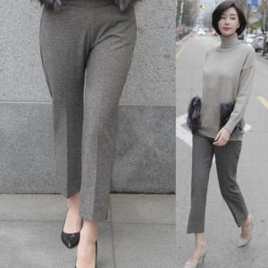 パンツ レディース 大人 40代 50代 60代 ファッション 女性 上品 黒 茶色スラックス きれいめ 上品 冬 ミセス alice-style