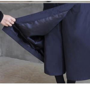 スカート レディース 40代 50代 60代 ファッション おしゃれ 女性 上品  黒  紺 青 ロング丈 ロングスカート 秋 ミセス|alice-style|08