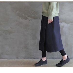 スカート レディース 40代 50代 60代 ファッション おしゃれ 女性 上品  黒  紺 青 ロング丈 ロングスカート 秋 ミセス|alice-style|10