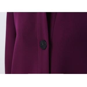 ワンピース レディース 大人 40代 50代 60代 ファッション 女性 上品 紺 青膝丈 長袖 きれいめ 秋 冬 ミセス 大きいサイズ alice-style 13
