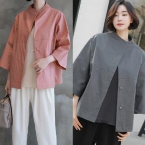 ジャケット レディース 大人 40代 50代 60代 ファッション 女性 上品 グレーハーフ丈 きれいめ 無地 春 ミセス|alice-style