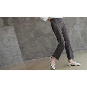 シャツ ブラウス レディース 40代 50代 60代 ファッション 女性 上品  白 ベージュ 紺 青無地 長袖 ゆったり 体形カバー 春 ミセス|alice-style|14