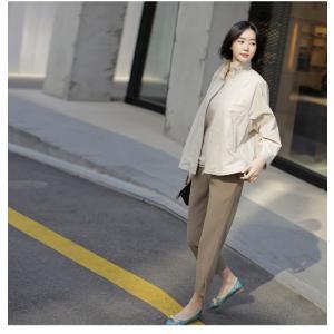 ジャケット レディース 大人 40代 50代 60代 ファッション 女性 上品 黒 ベージュハーフ丈 ジップアップ 春 ミセス alice-style 07