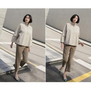 ジャケット レディース 大人 40代 50代 60代 ファッション 女性 上品 黒 ベージュハーフ丈 ジップアップ 春 ミセス alice-style 10