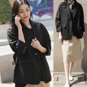 ジャケット レディース 大人 40代 50代 60代 ファッション 女性 上品 黒 ベージュハーフ丈 無地 きれいめ 春 ミセス|alice-style