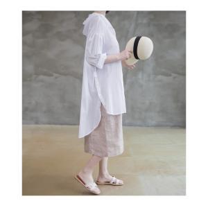 カーディガン レディース 大人 40代 50代 60代 ファッション 女性 上品 白ロング丈 ロングカーディガン 春 ミセス alice-style 12