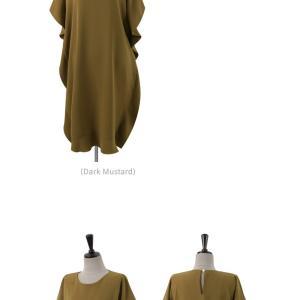 ワンピース レディース 40代 50代 60代 ファッション 女性 上品  黒 ベージュ膝丈 無地 半袖 きれいめ 通勤 春 ミセス|alice-style|16