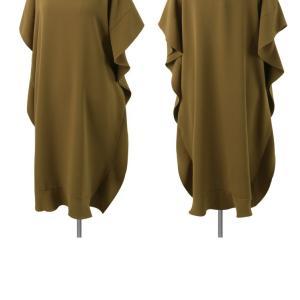 ワンピース レディース 40代 50代 60代 ファッション 女性 上品  黒 ベージュ膝丈 無地 半袖 きれいめ 通勤 春 ミセス|alice-style|17