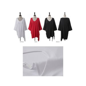 ブラウス レディース 40代 50代 60代 ファッション 女性 上品  黒 白 赤7分袖 無地 トップス 春 ミセス|alice-style|02