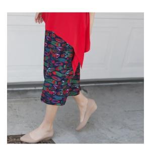 ブラウス レディース 40代 50代 60代 ファッション 女性 上品  黒 白 赤7分袖 無地 トップス 春 ミセス|alice-style|13